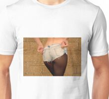 How To Wear Shorts Unisex T-Shirt
