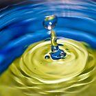 One drop is all it takes! by Paul Davis