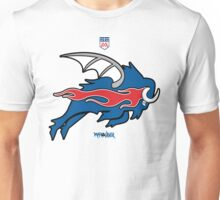 Wild Buffalo Bill Wings Unisex T-Shirt