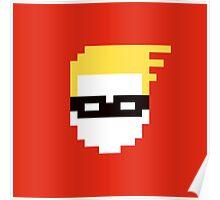 Retro Dash Poster