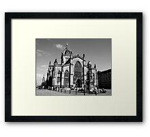 St Giles Framed Print