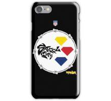 Pitt Steel City Football by Marauder Wear iPhone Case/Skin