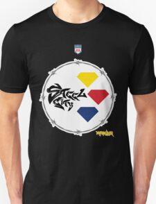 Pitt Steel City Football by Marauder Wear T-Shirt