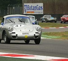 Porsche 356 41 by jonbunston