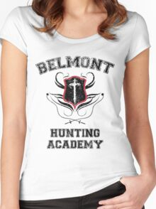 Belmont Hunting Academy Women's Fitted Scoop T-Shirt