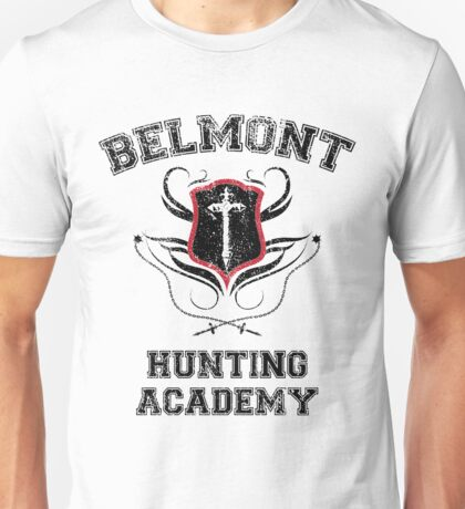 Belmont Hunting Academy Unisex T-Shirt