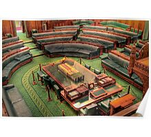 Ye OIde Parliament House Poster