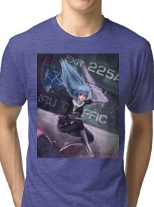 Cyla Tri-blend T-Shirt