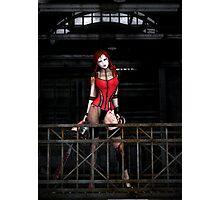 Livin Doll Photographic Print