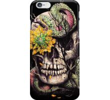 Snake and Skull iPhone Case/Skin
