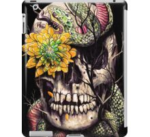 Snake and Skull iPad Case/Skin