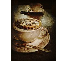 Cino for Two Photographic Print