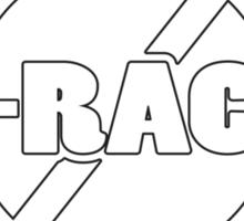 No Re-Racks Sticker