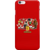 Manseventher United iPhone Case/Skin