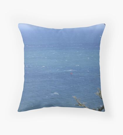 Windy Northumberland Throw Pillow