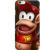 Diddy Kong iPhone Case/Skin