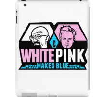 WhitePink iPad Case/Skin