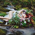 SLEEPING BEAUTY by jamari  lior