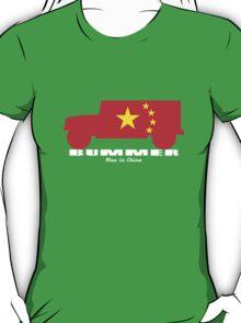 BUMMER HUMMER • Mao in China T-Shirt