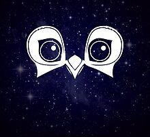 Dark Blue Owl by DarkBlueOwl
