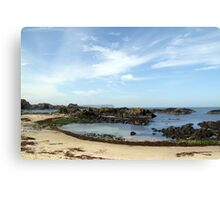 Balintoy Harbor Canvas Print