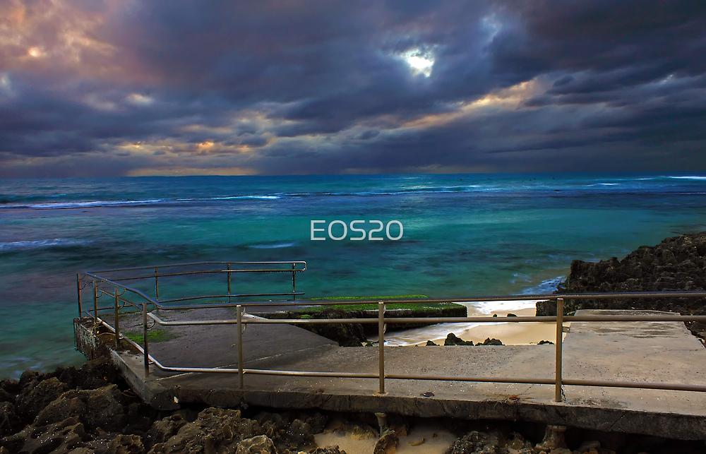 Mettams Pool Beach Ramp  by EOS20