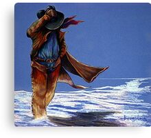 North Wind Blowin' Canvas Print