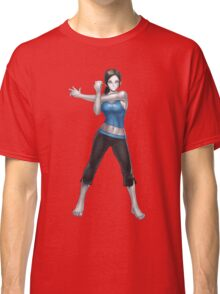 Wii Fit Trainer Classic T-Shirt