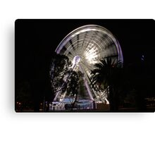 Perth Wheel   Canvas Print