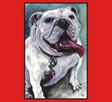 English Bulldog by Scott Gardner