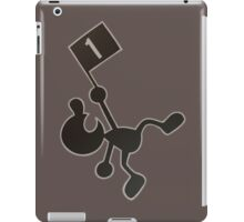 Mr. Game & Watch iPad Case/Skin
