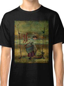 The Striped Stockings Classic T-Shirt