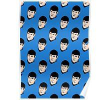 Derpy Spock Poster