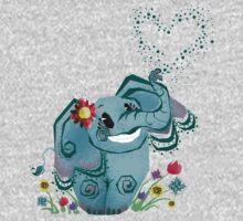 Blair the Elephant Kids Tee