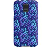 Blue GB Samsung Galaxy Case/Skin