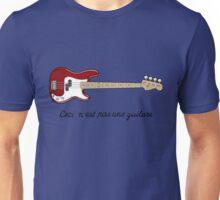 Ceci n´est pas une guitare Unisex T-Shirt