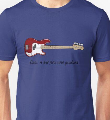 Ceci n´est pas une guitare T-Shirt