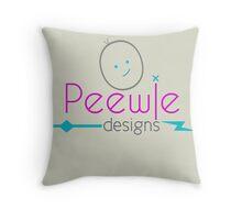©Baby Peewie Q-Brand Throw Pillow