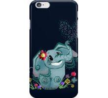 Blair the Elephant iPhone Case/Skin