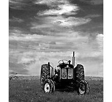 Farm Days 2 Photographic Print
