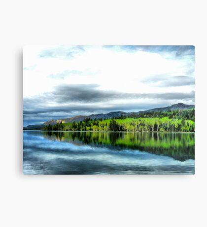 Yankee Lake 0 Metal Print