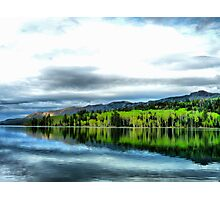 Yankee Lake 0 Photographic Print