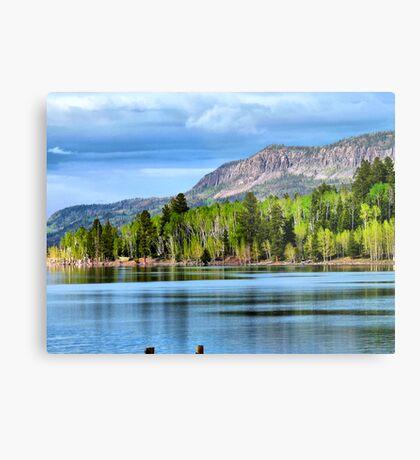 Yankee Lake 4 Metal Print