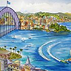 Sydney Harbor, Australia by BonnieSue
