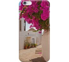 Chora, Patmos, Dodecanese Islands iPhone Case/Skin