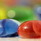 Colorful Marbles by Meltdown994