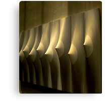 a few nipps for the boys .. (Orgullo  of Puerto Rico, a series) Canvas Print