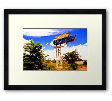 Los Alamitos Framed Print