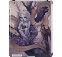 snake child iPad Case/Skin