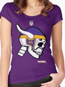 Minnesota Football Women's Fitted Scoop T-Shirt
